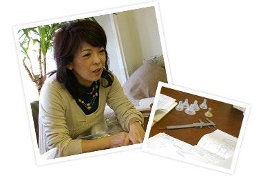 A midwife's thoughts  midwife:Mieko HIRAYAMA