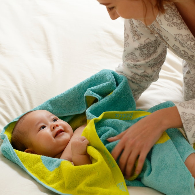 ベッタのベビーケアで赤ちゃんと触れ合う大切な時間