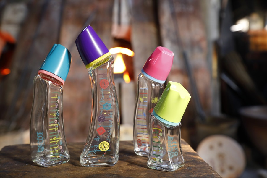 The journey to the birth of the Doctor Bétta Baby Bottle