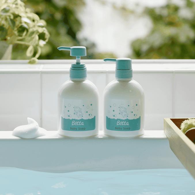Bétta Baby soap