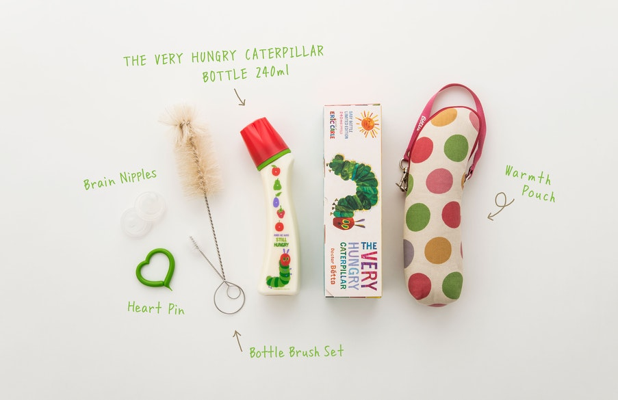 Doctor Bétta baby bottle Hungry Set